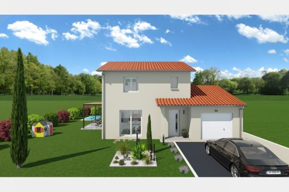 Vente maison Belleville : Maisons Punch, construction maison Belleville
