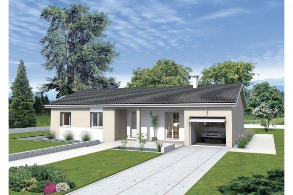 Plan de maison FOLIA