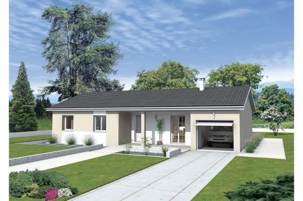 Maison FOLIA - Longechenal (38690)