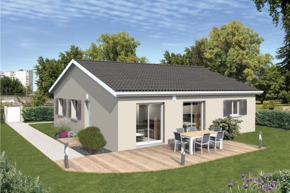Maison LIMBO TRADITIONNELLE - Saint-Julien-sur-Veyle (01540)