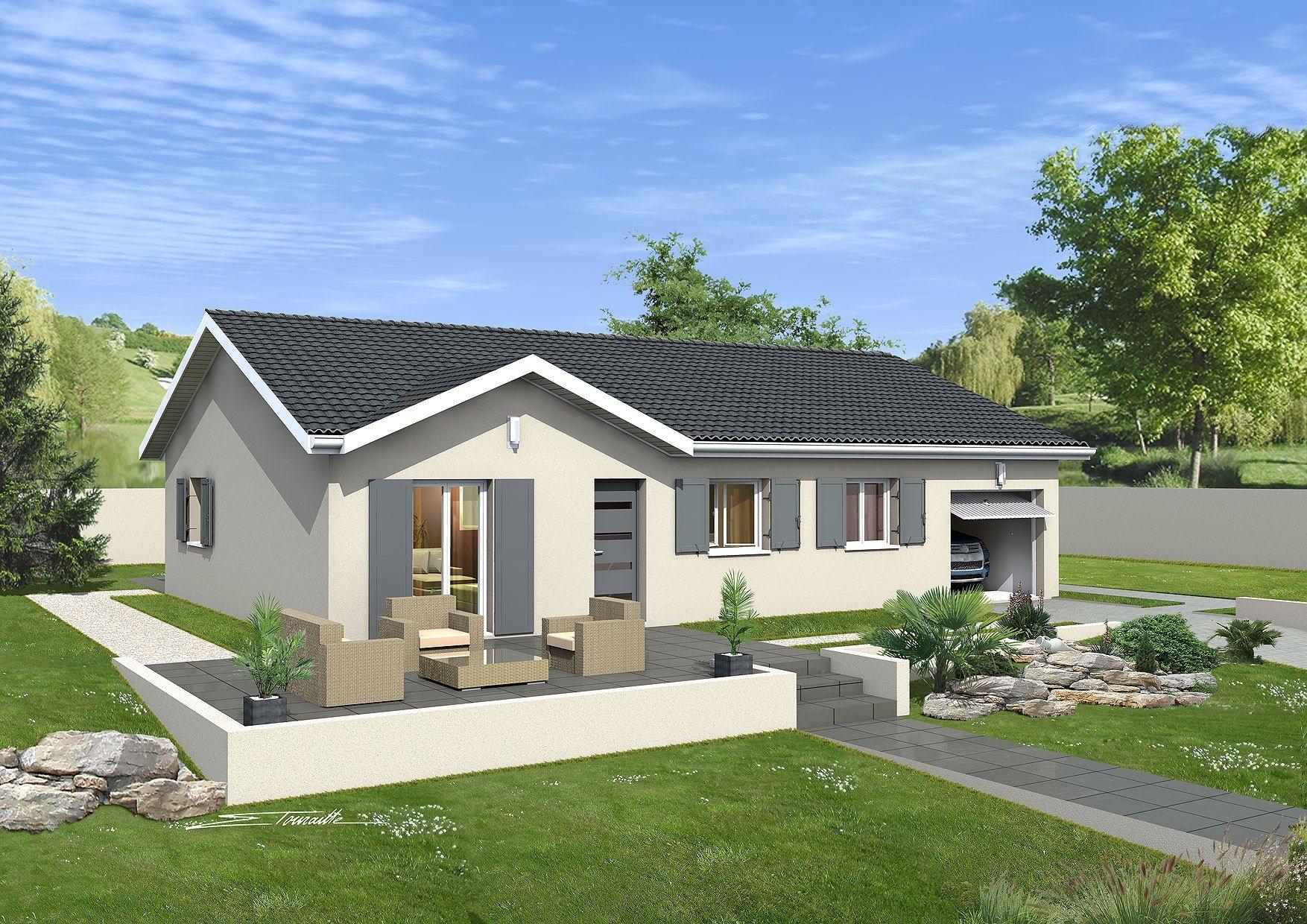 Recherche maison neuve ou maison individuelle 69220 drace for Recherche maison neuve