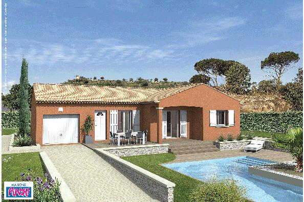 Maison MALOYA - VERSION PACA - Violès (84150)