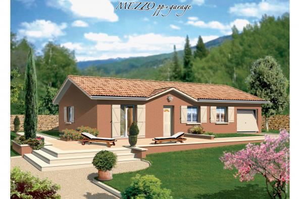 Maison MEZZO - Saint-André-le-Gaz (38490)