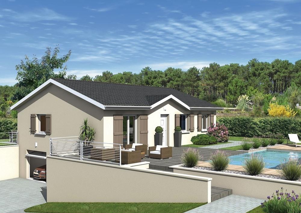 Recherche maison neuve ou maison individuelle 43 haute for Offre maison neuve