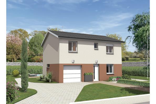 Maison REGGAE - Parmilieu (38390)