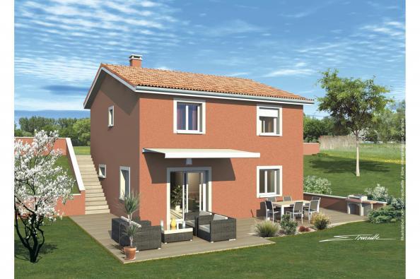 Maison RUMBA - Bizonnes (38690)