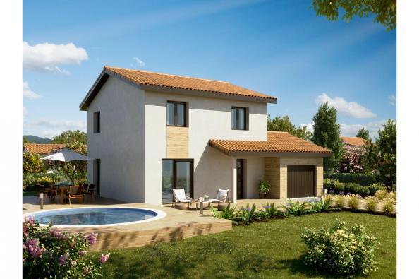 Maison SALSA - La Bâtie-Montgascon (38110)
