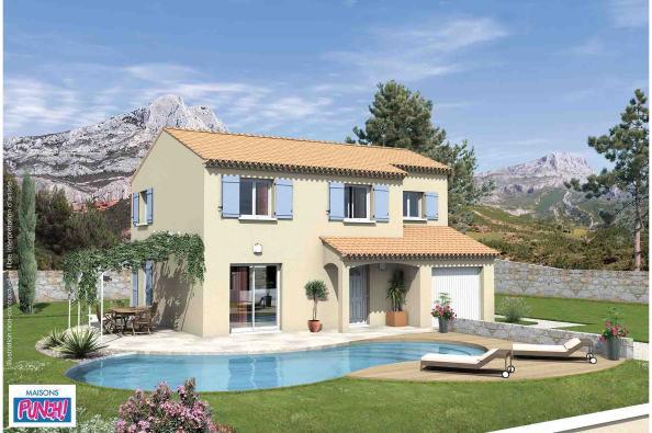 Maison SALSA - VERSION PACA - Le Thor (84250)
