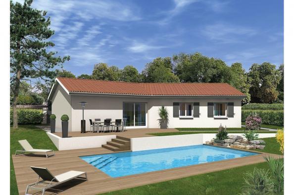 Maison SAMBA - Saint-Savin (38300)