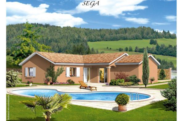 Maison SEGA - Les Côtes-d'Arey (38138)
