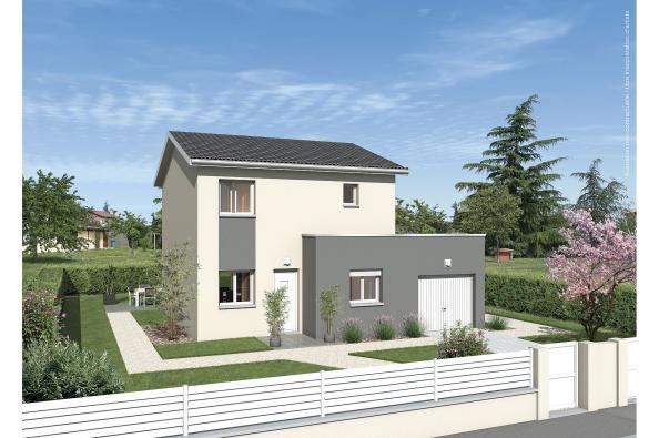 Maison TANGO - Saint-Étienne-sur-Chalaronne (01140)