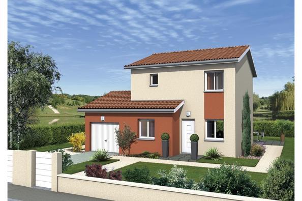 Maison ZUMBA - Bourg-Saint-Christophe (01800)