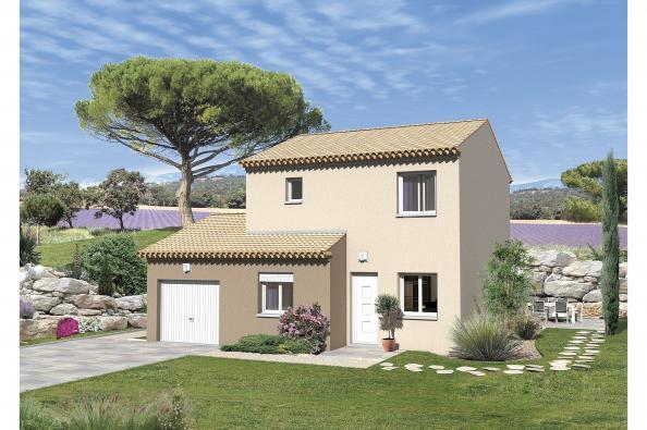 Maison ZUMBA - VERSION PACA - Sérignan-du-Comtat (84830)