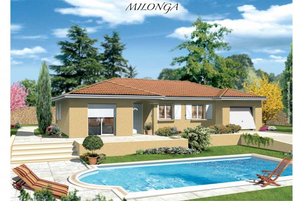 Maison MILONGA EN L - Châtillon-la-Palud (01320)