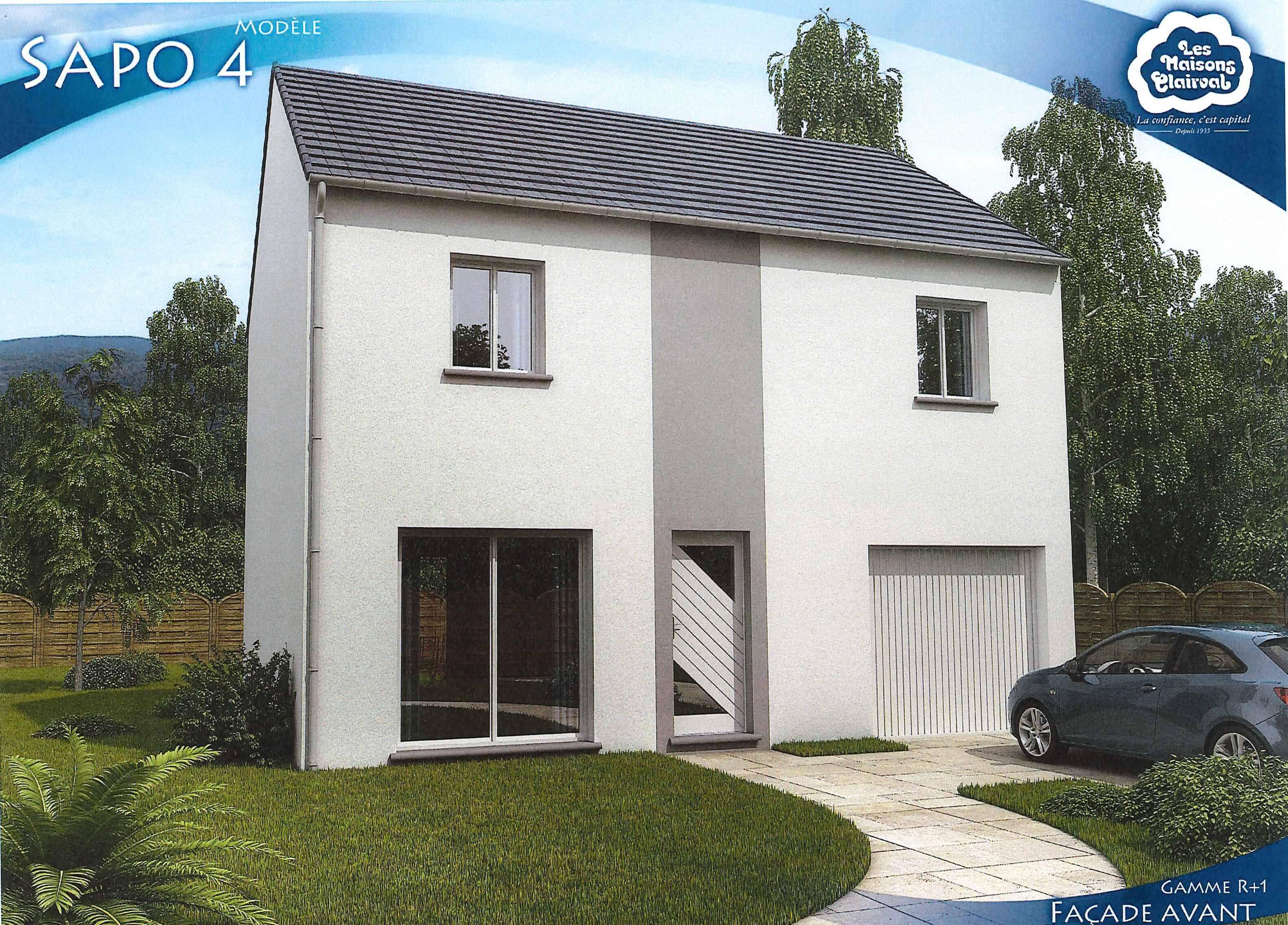 Recherche maison neuve ou maison individuelle 91330 yerres for Construire maison 91