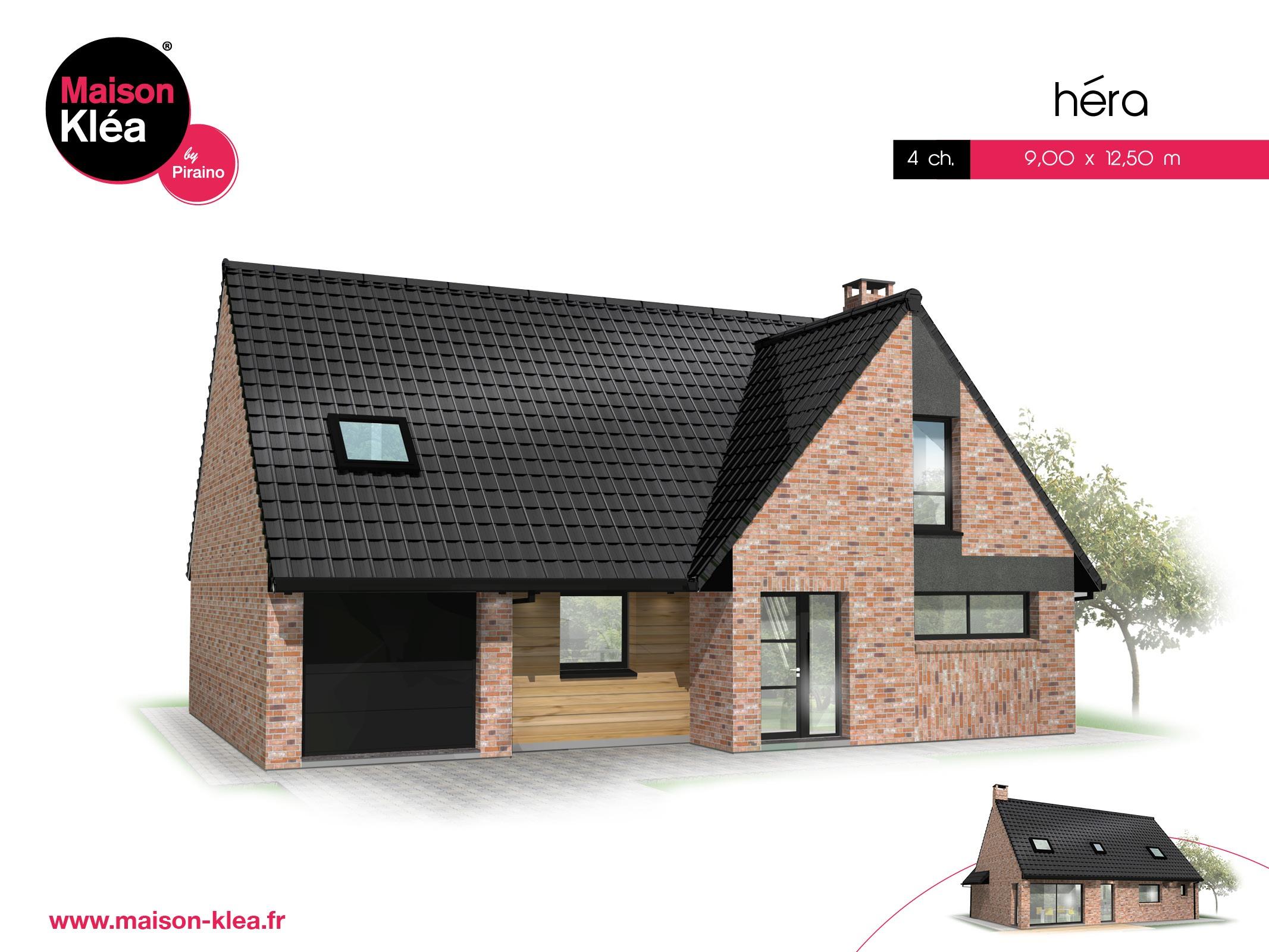 Construction maison maison individuelle avec terrain for Terrain et construction maison individuelle