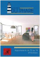 Vente appartement 2 p. 44 m²