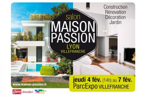 Maisons PUNCH vous accueille au salon Maison Passion de Villefranche