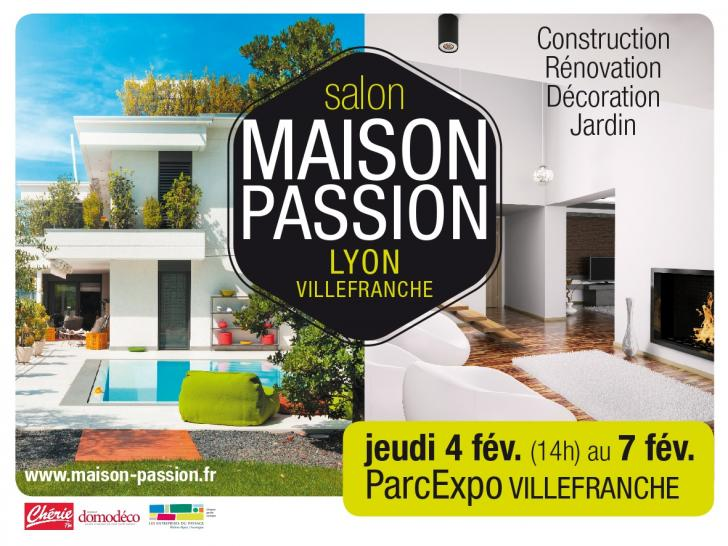 Maisons Punch présent sur le salon Maison Passion de Villefranche-sur-Saône
