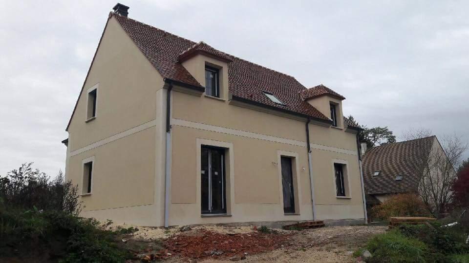 Maison + terrain à FONTAINEBLEAU (77300) dans la SEINE-ET-MARNE