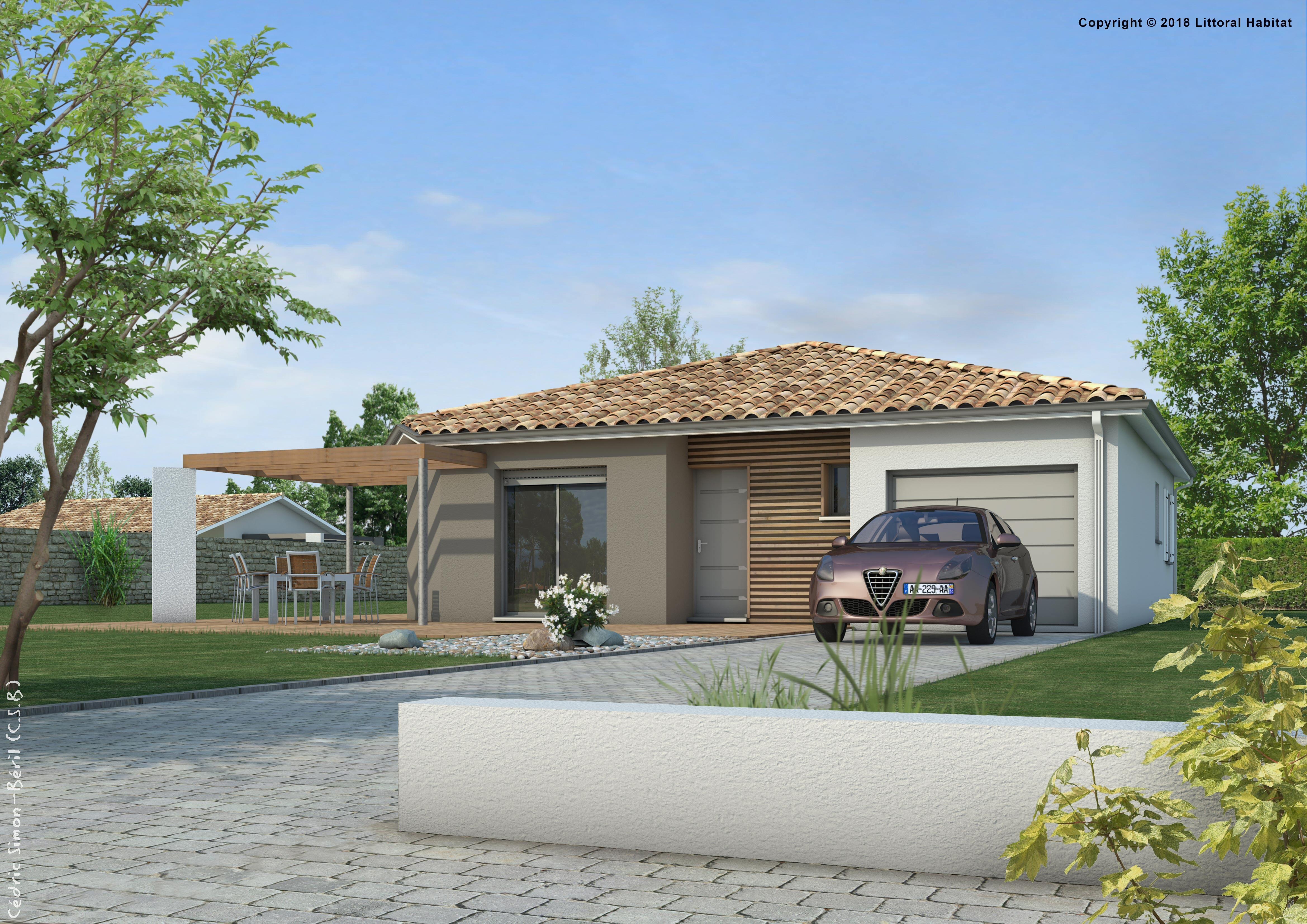 Terrain et Maison à construire