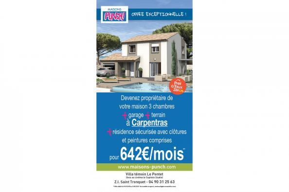 Projet Exceptionnel à Carpentras