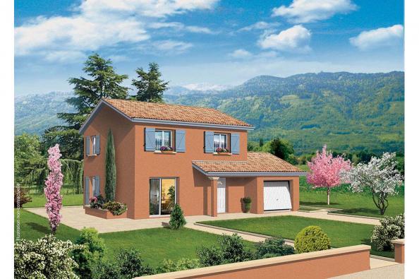 Maison SALSA - Cormoranche-sur-Saône (01290)