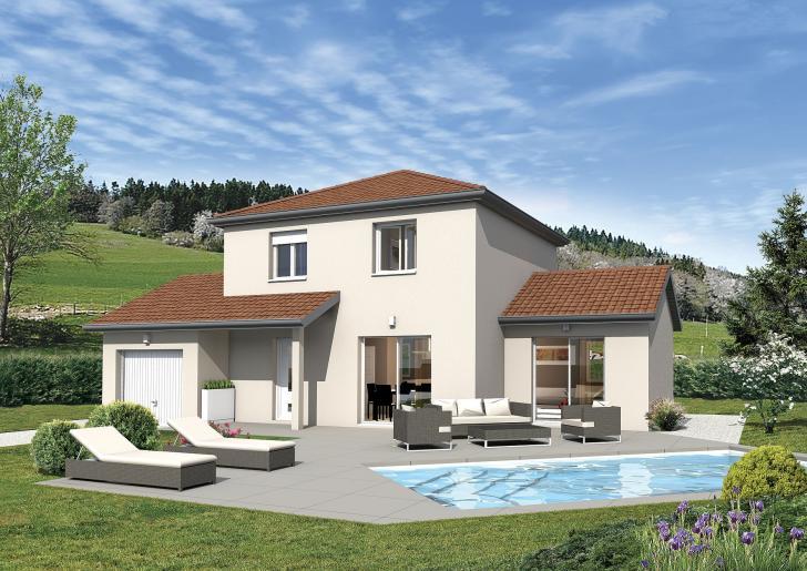 Plan de maison - BALBOA - VERSION FRANCHE-COMTE