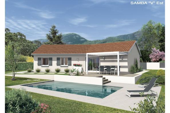 Maison SAMBA - VERSION FRANCHE-COMTE - École-Valentin (25480)