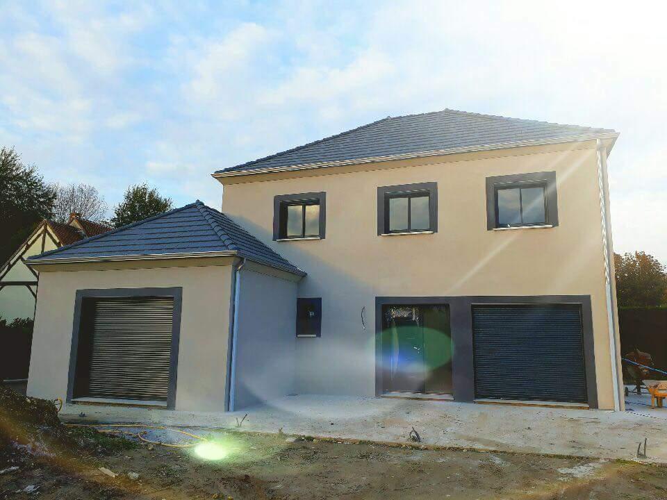 Maison + terrain à TOURNAN-EN-BRIE 77220 dans la SEINE-ET-MARNE