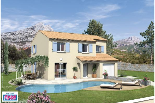 Maison SALSA - VERSION PACA - Saint-Didier (84210)