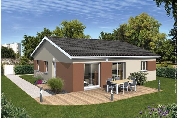 Maison LIMBO - Saint-André-sur-Vieux-Jonc (01960)