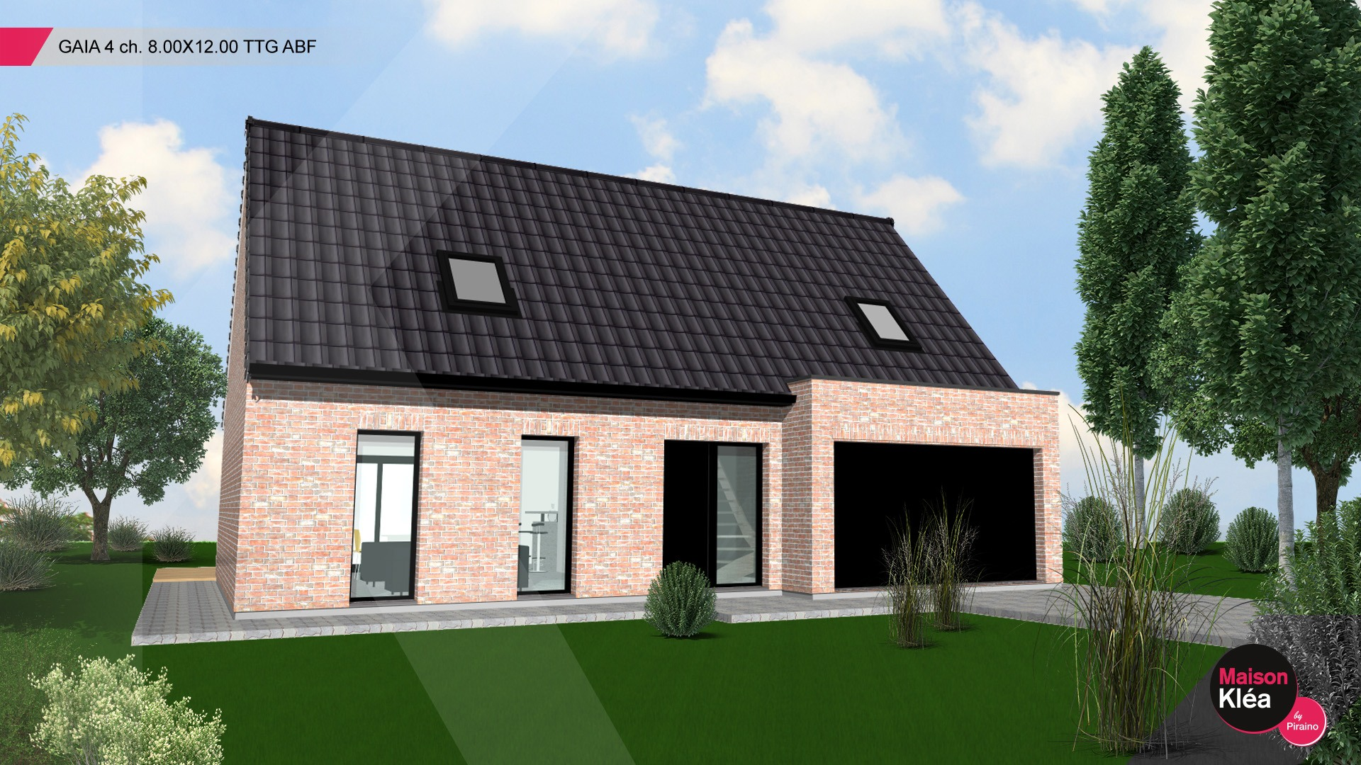 Terrain et maison à construire Bersée