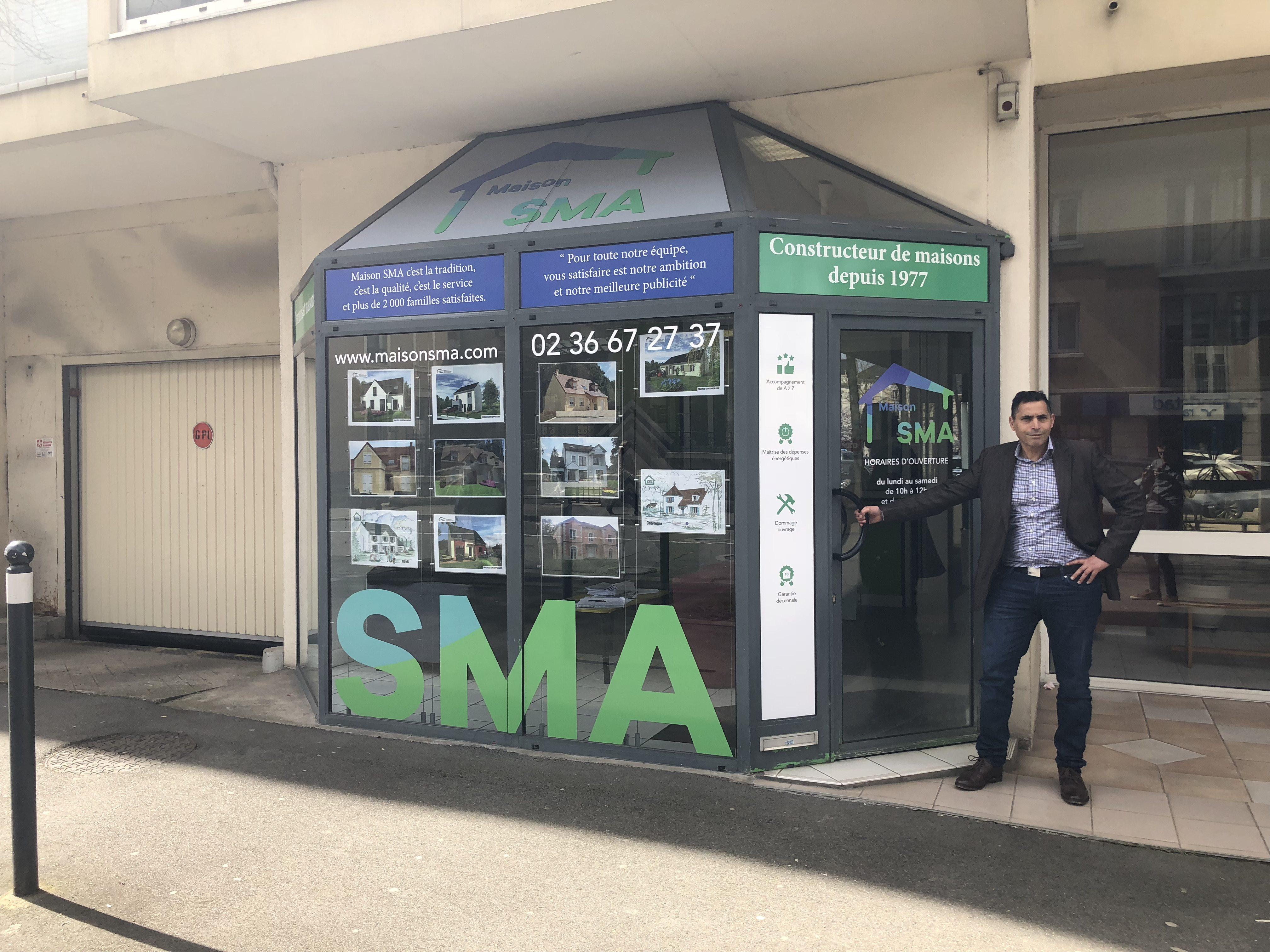 Constructeur De Maison Chartres ouverture de notre nouvelle agence sma domexpo - maison sma