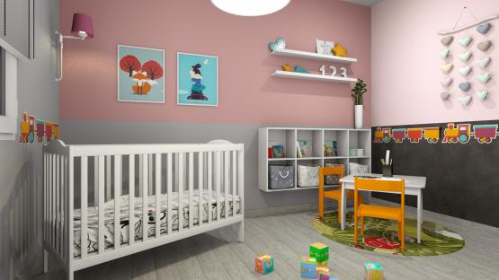 LILIA - 2CHAG - Vue Chambre Enfant