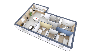 LILIA - 3CHSG+ - Plan incliné