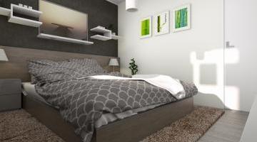 LILIA - 3CHSG+ - Vue Chambre