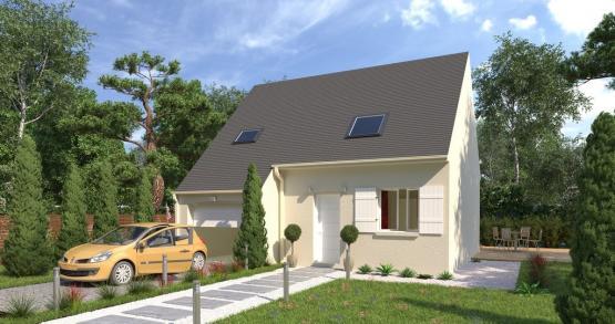 CORALIA - 3 chambres sans garage