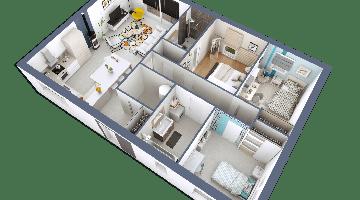 REALIA 3CHSG XL - Plan incliné