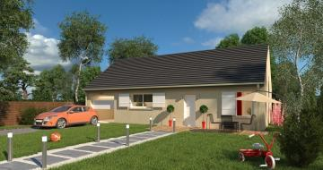 REALIA - Toiture Nord - Style traditionnel - Vue rue