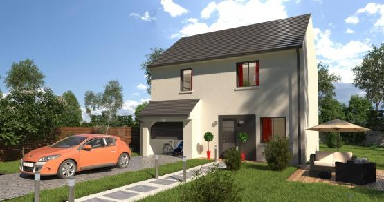 ROSALIA - 3 chambres avec garage