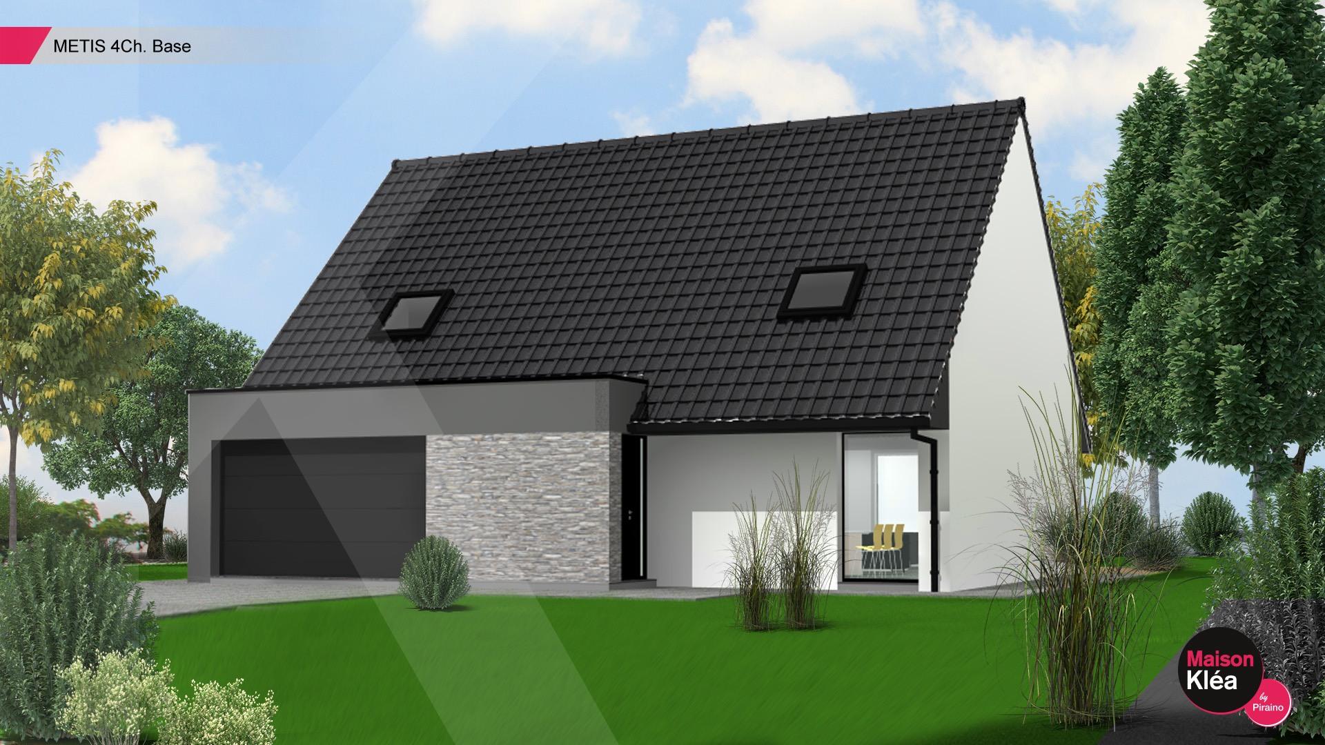 construction maison maison individuelle avec terrain nord 59. Black Bedroom Furniture Sets. Home Design Ideas
