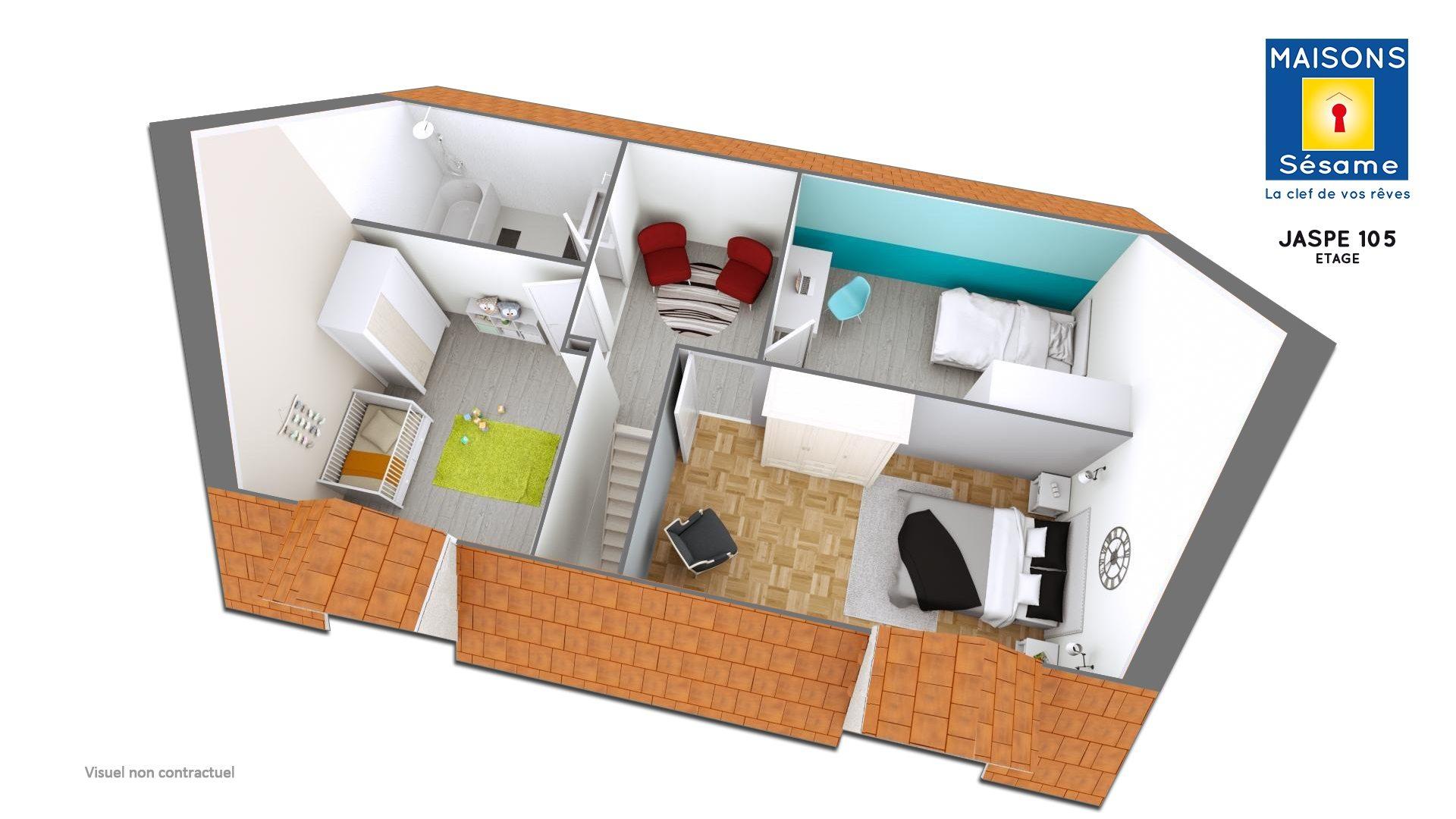 Recherche maison neuve ou maison individuelle 95250 for Garage beauchamp 95