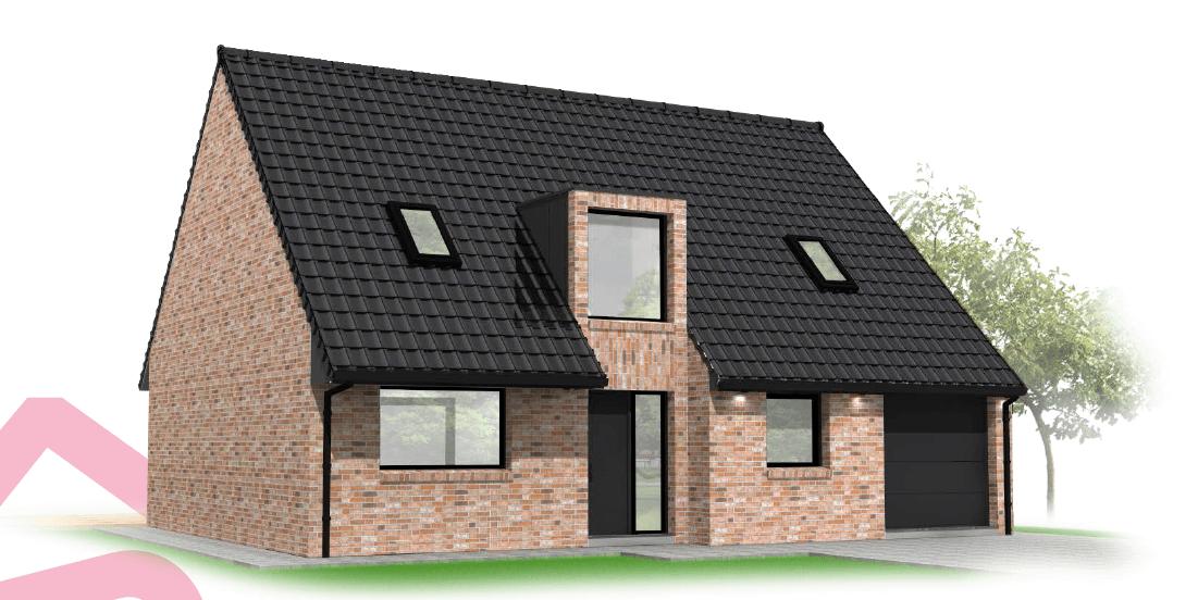 Terrain et maison à construire Hénin-Beaumont