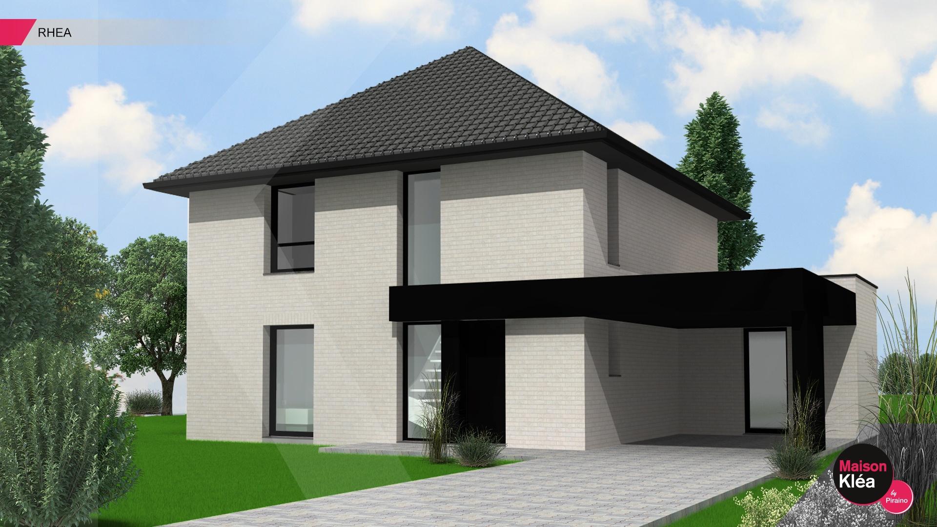 Terrain et maison à construire Baisieux 141.86m²