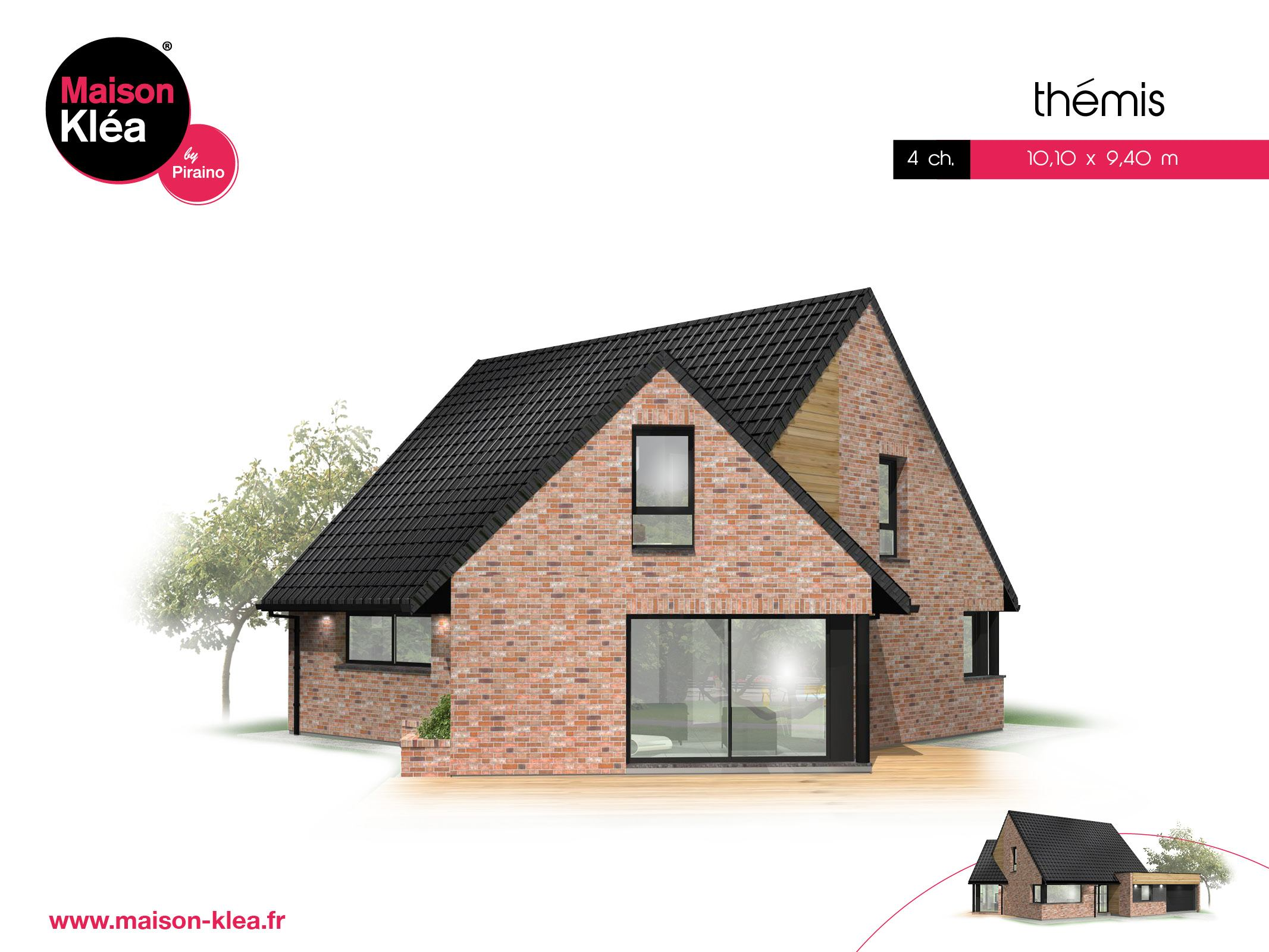 Terrain et maison à construire Lorgies 146m²