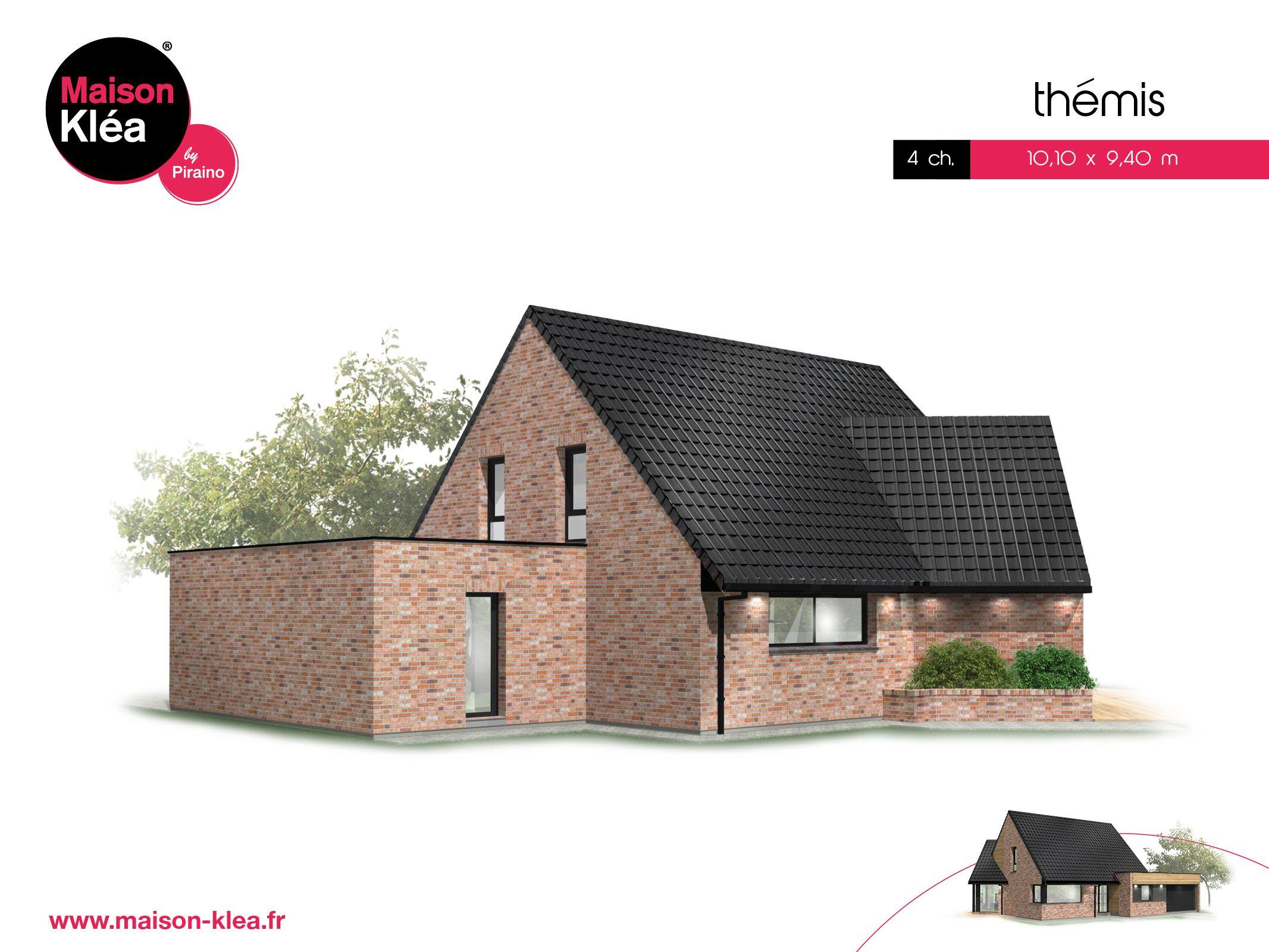 Terrain et maison à construire Chéreng 146m²