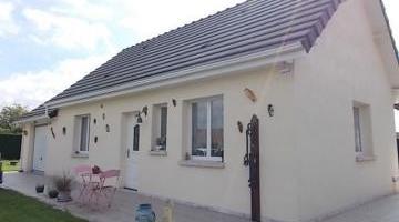 Vente maison 3 p. 65 m²