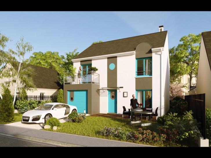 Nos Annonces Terrains Maisons ÎledeFrance MBM Constructeur - Maison individuelle ile de france