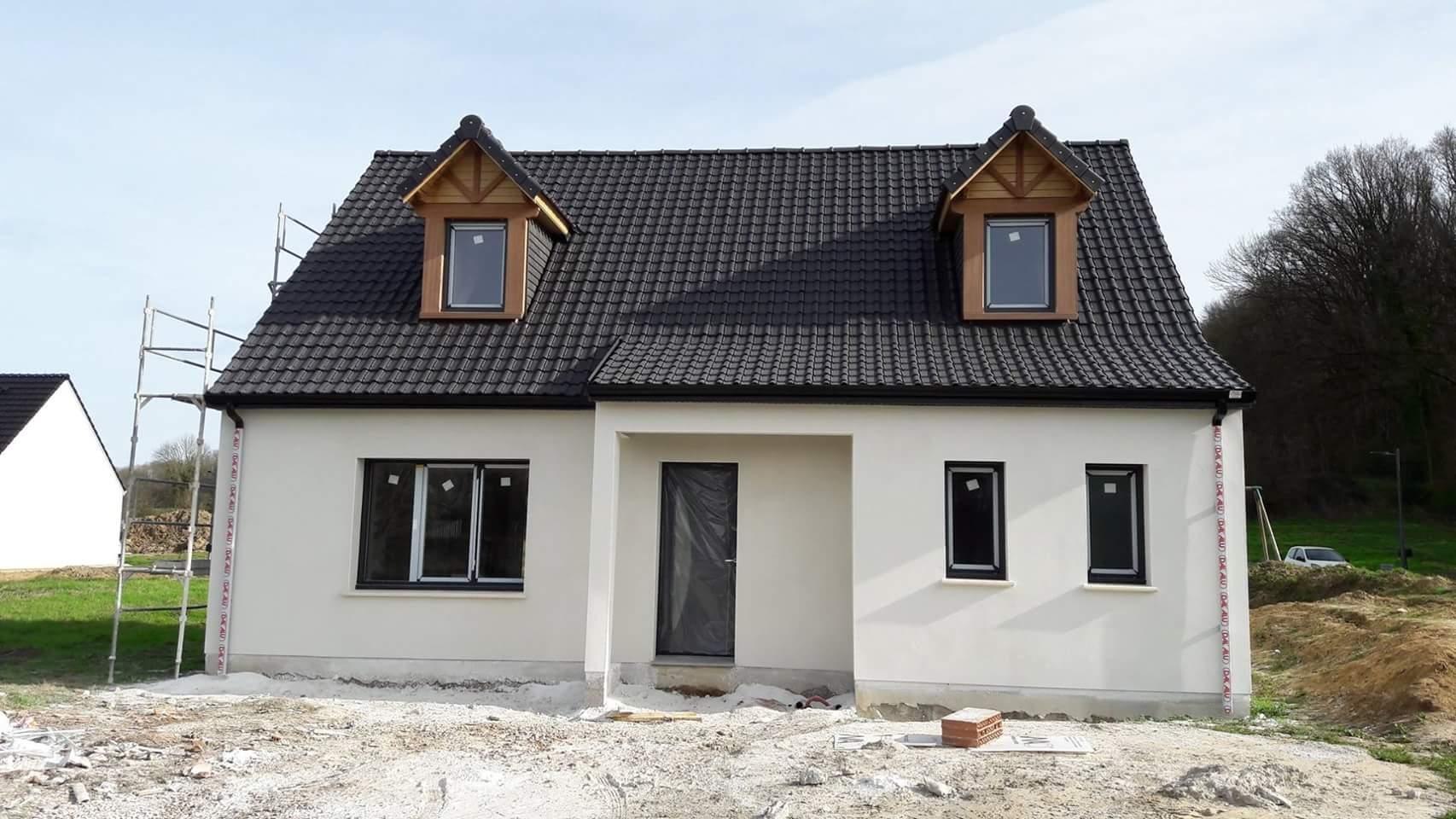 Maison + terrain à GRETZ-ARMAINVILLIERS 77220 dans la SEINE-ET-MARNE